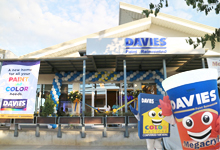 Davies Celebrates New Office Opening