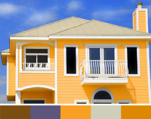 house paint colors exterior philippines home painting