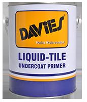 Davies Liquid Tile Primer