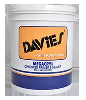 Davies Megacryl Primer and Sealer
