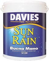 Davies Sun and Rain Buena Mano