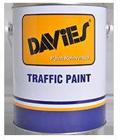 Davies Traffic Paint