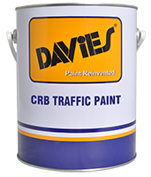 Davies Chlorinated Rubber-Based Traffic Paint