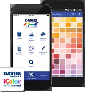 Download Davies iColor App